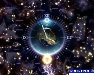 Zodiac Clock 3D Screensaver 1.0.1