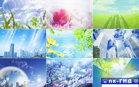 Digital Art Nature Wallpapers