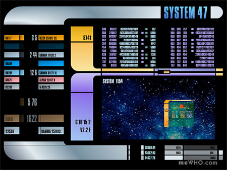 System47 screen saver