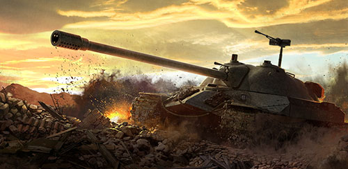 Арт к игре World of Tanks